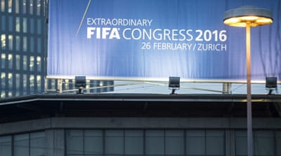 FIFA set to elect new president