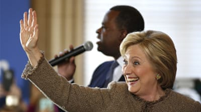 Clinton should not assume she has African American vote