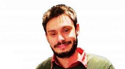 Regeni had moved to Cairo in September to do research for his PhD on Egypt's trade union movement [AP]