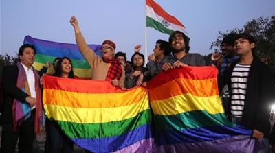 India's LGBT community celebrates a small victory