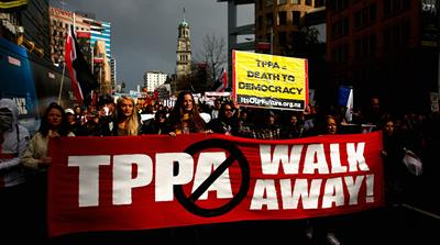 The TPP controversy explained