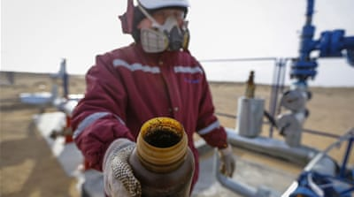 Global oil glut leaves Kazakhstan reeling