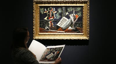 Turbulence predicted for global art market
