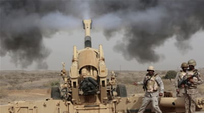 After experience gained in Yemen, Saudi says it is open to sending ground troops to Syria [Mosa'ab Elshamy/AP]