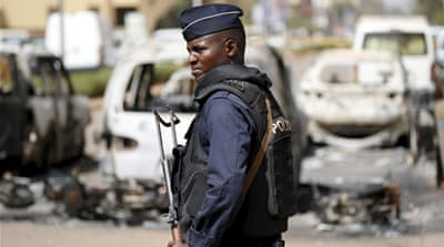 The couple were abducted in the northern town of Djimbo, as gunmen attacked a hotel in Ouagadougou [Joe Penney/Reuters]