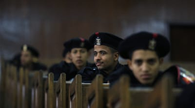 Egypt's system of injustice