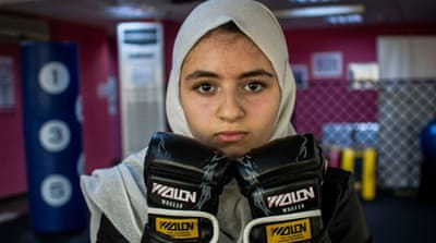 Women in Jordan fight for their rights