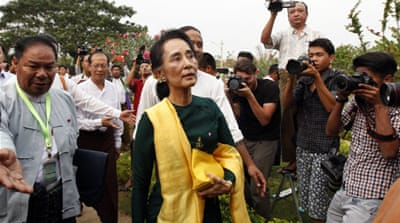Will Suu Kyi lead Myanmar from behind the scenes?