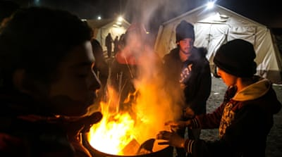Is Albania the next stop for stranded refugees?
