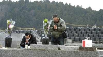 Japan marks fifth year after tsunami and quake disaster