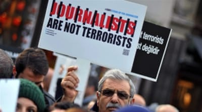 Tightening the grip: Turkey's media takeover