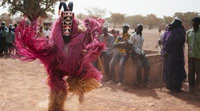 In Burkina Faso: FESTIMA, a festival of African masks