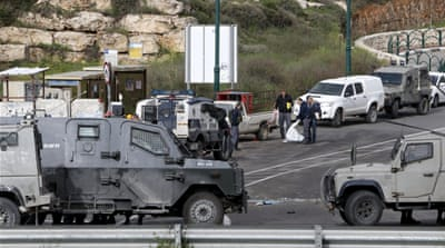 Three Palestinians killed in West Bank attack