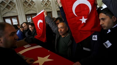 Turkey: No to terrorism, no to double standards