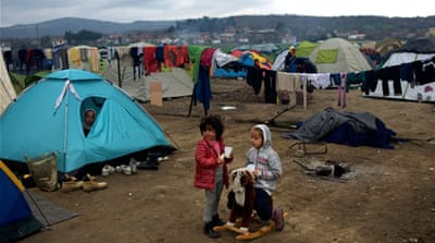 Idomeni: On the brink of a humanitarian catastrophe