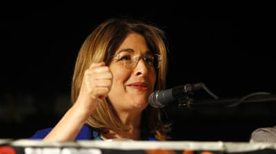 Naomi Klein: 'I don't trust' Hillary Clinton on climate