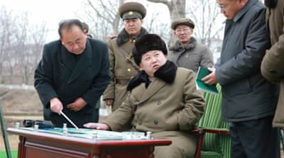 North Korea threatens nuclear missile tests