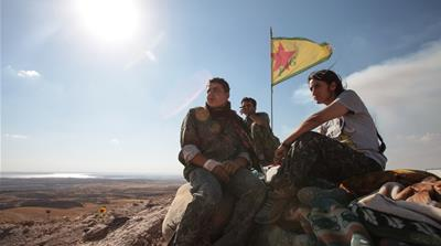 Are Kurds seeing calm before the storm?