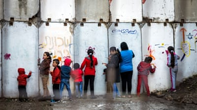 An oasis of peace for Palestinian children in Hebron