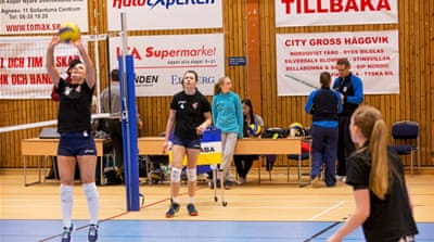 Swedish female athletes face discrimination