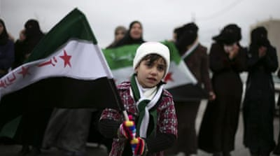 Hoping for a Syria peace deal, five years on