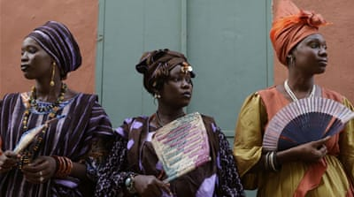 Senegalese women's message to the world