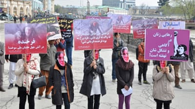 Afghanistan: 'Farkhunda will not be forgotten'