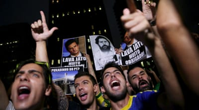 Crisis in Brazil as Lula appointed chief of staff