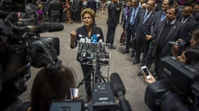 Dilma Rousseff: Caught in the media firestorm