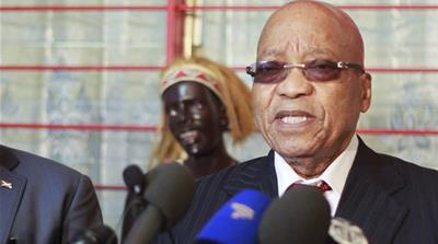 Jacob Zuma's friends and foes in South Africa's media
