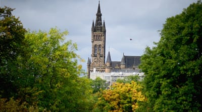 Glasgow University was founded in 1451 [Getty Images]