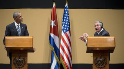 Castro and Obama trade barbs over human rights