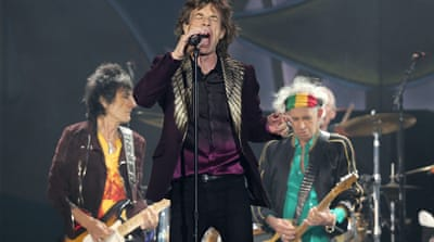British rock band The Rolling Stones will perform in Cuba on Friday March 25 [Kerim Okten/EPA]