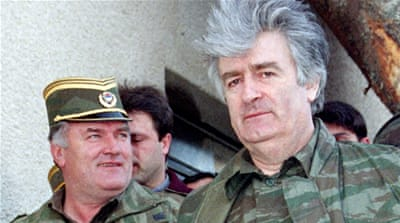 Does Europe judge Radovan Karadzic or itself?