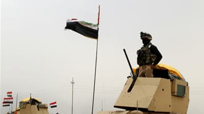 Iraqi army attempts to recapture Nineveh province