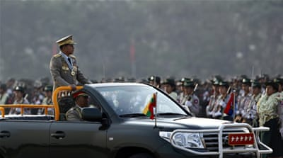 Myanmar army vows to keep 'leading role' in politics