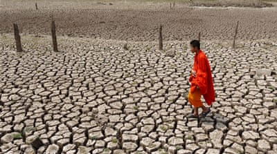 The development of La Nina could help to ease ongoing drought in Thailand [EPA/Rungroj Yongrit]