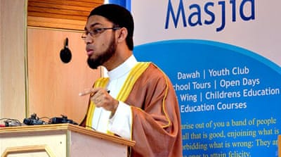 Imams rally against domestic violence in the UK