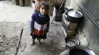 Fallujah starving