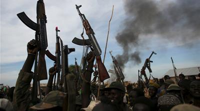 The war erupted amid a power struggle between President Kiir and his sacked deputy [Goran Tomasevic [Reuters]