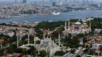 Turkey tourism hit by Russia row and security concerns