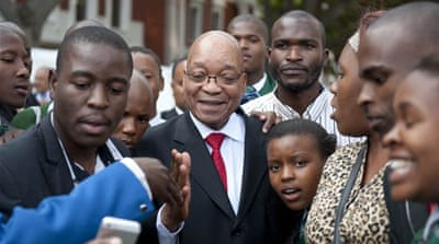 Has Zuma lost his grip on South Africa?