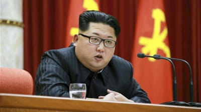 North Korea has previously threatened pre-emptive attacks on its enemies, including South Korea and the US [File: KCNA via EPA]