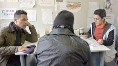 The Calais 'Jungle' Clinic