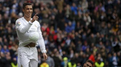 La Liga: Ronaldo scores four as Real Madrid crush Celta