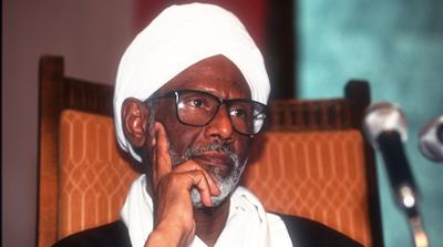 Hassan al-Turabi: A man with a mission
