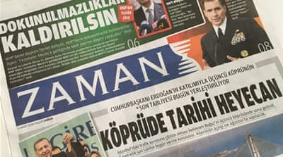 Turkey's Zaman: Editorial tone changes after takeover