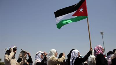 Jordanian women are seeking higher female parliamentary representation and democratic change. [Getty Images]
