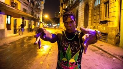 Cuba's combat rappers fight for the country's youth