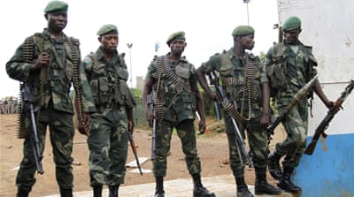 DRC military officers decry rape doctor documentary